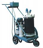 УФЭ-1 Установка фильтрации электролитов гальванических покрытий Арамиль
