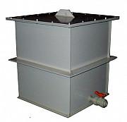 Ванны полипропиленовые для кислого и щелочного электролита Арамиль