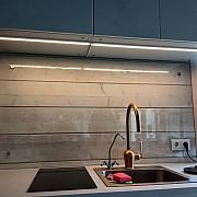 Фартук для кухни из стекла Екатеринбург